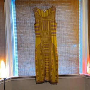 Bar lll purple and yellow   tribaldress